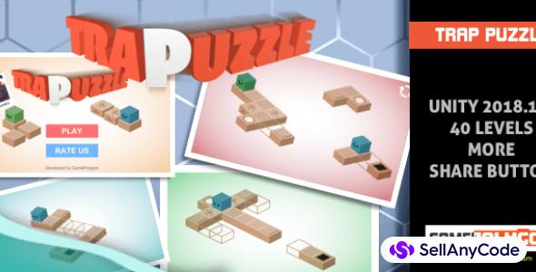 TRAP PUZZLE | PUZZLE GAME