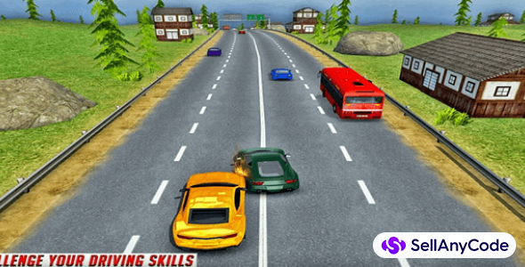 The Corsa Legends – Modern Car Traffic Racing