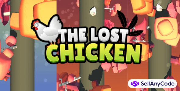 The Lost Chicken (Stack Ball)