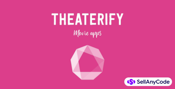 Theaterify - Movie Lover - Flutter UI Kits