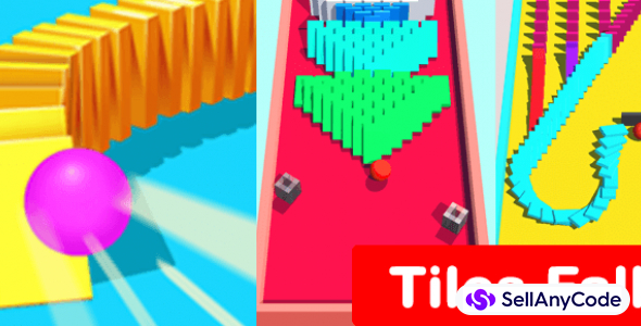 Tiles Fall – Trending Hyper Casual Game