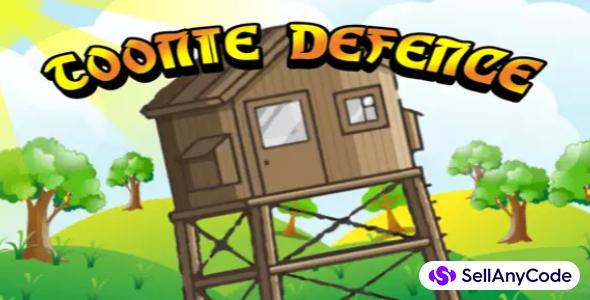 Toonie Tower Defense War 64 Bit Source Code