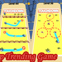 Touch Down – Hypercasual Trending Game