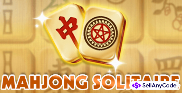 Mahjong Solitaire : 300 Puzzle Levels