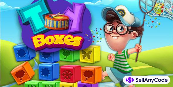 Toy Box Blast Mania