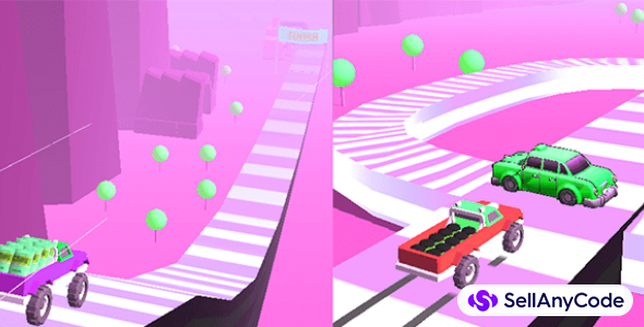 Transport Game 3D