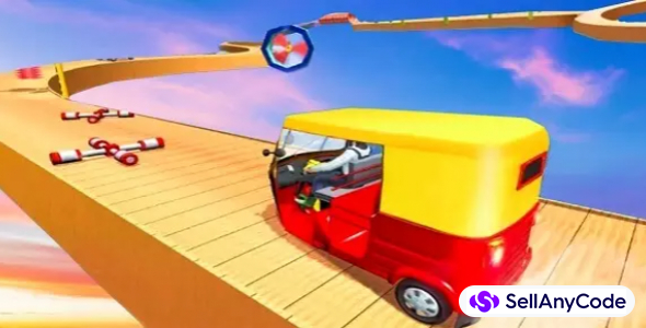 Tuk Tuk Impossible Track Challenge 2k21