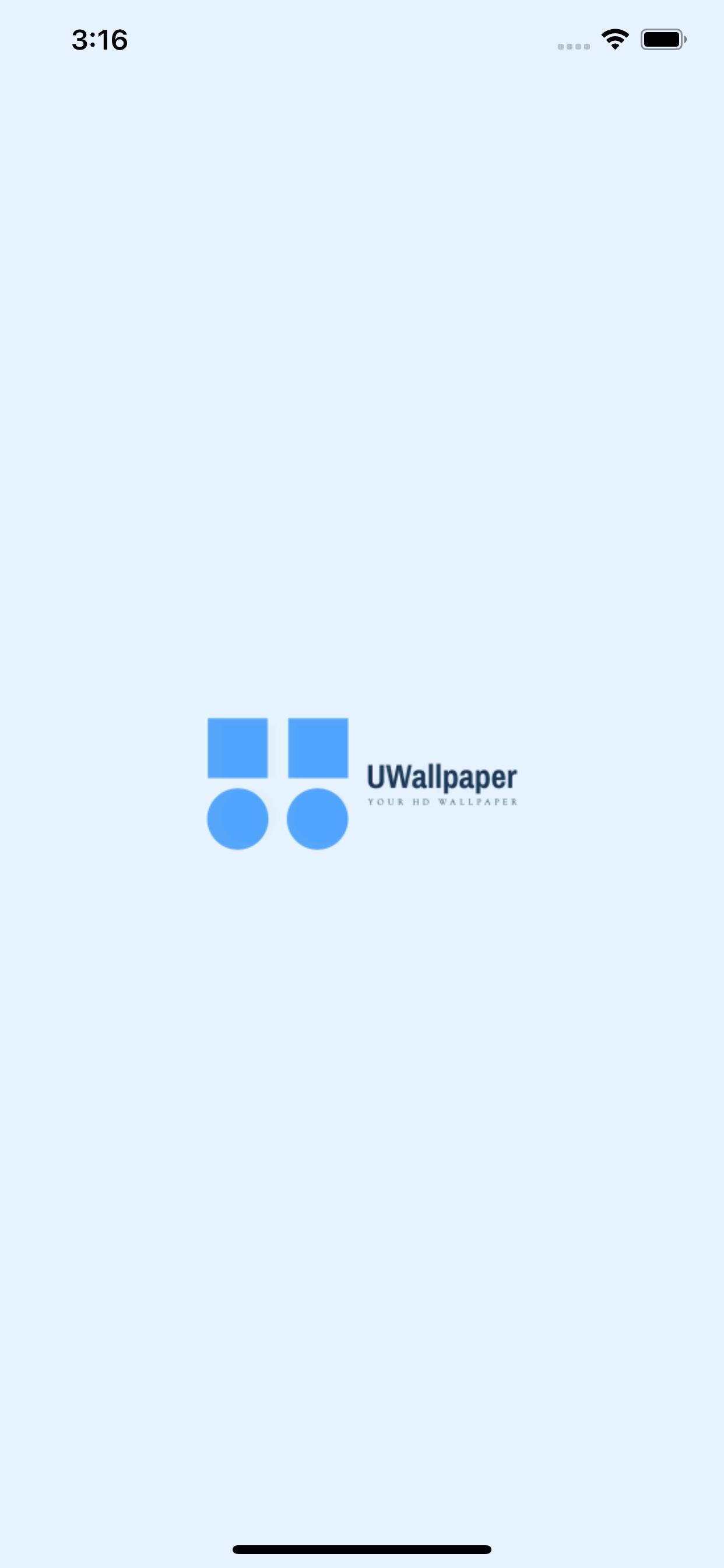 UWallpaper - Your HD Wallpaper Flutter Apps