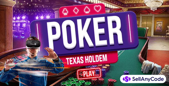 VGAR Casino VR ( texas holdem poker)