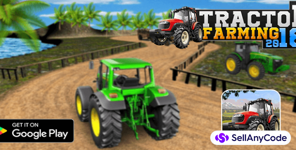 Village Farming Tractor Crew Source Code