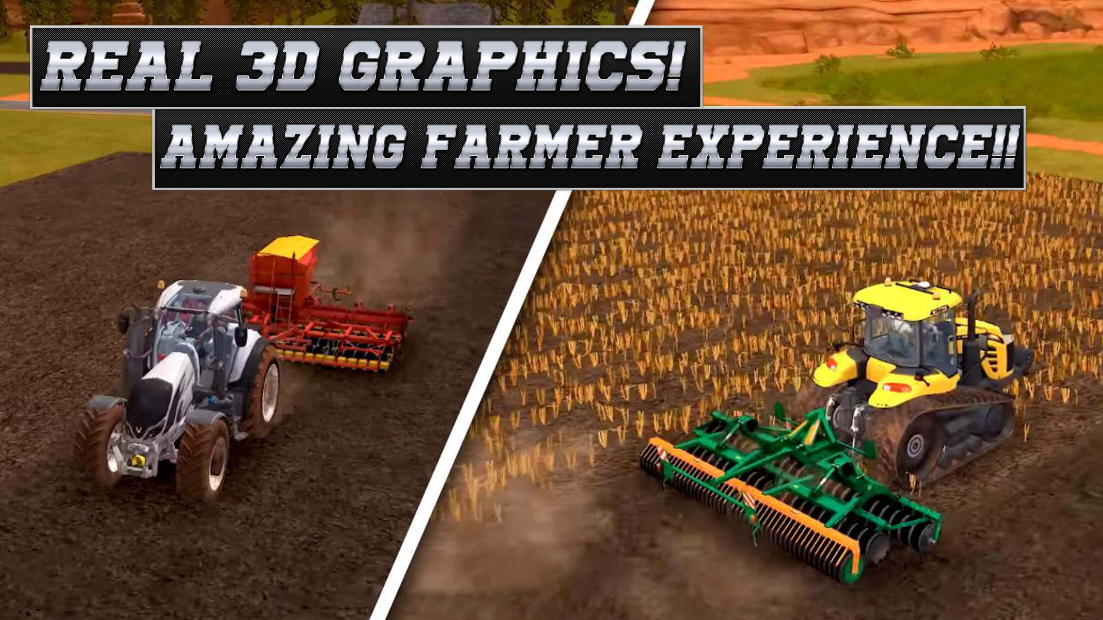 Village Farming Tractor Crew Source Code