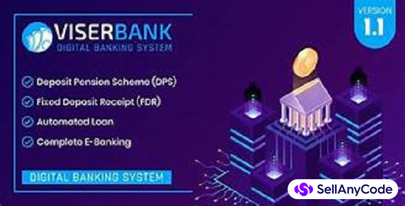 ViserBank - Digital Banking System