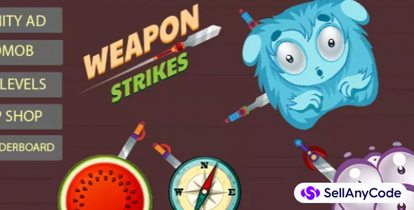 WEAPON STRIKES – COMPLETE GAME