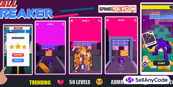 Wall Breaker | Trending Game