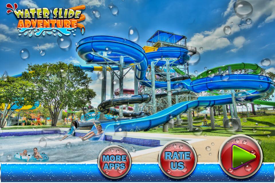 Water Slide Adventure : Water Park 2020 64 Bit Source Code