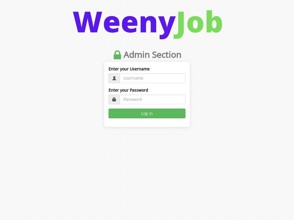 WeenyJob - The Ultimate MicroJob Marketplace