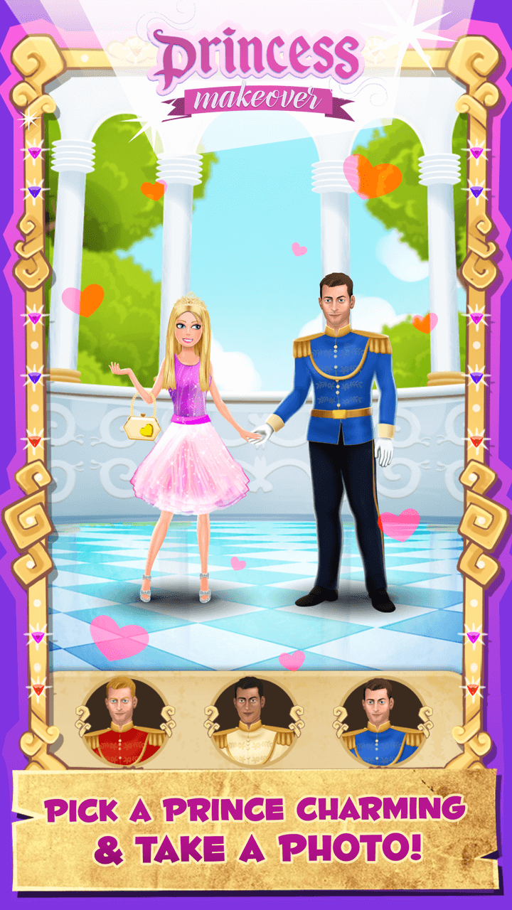 Witch to Princess Potion Maker Game