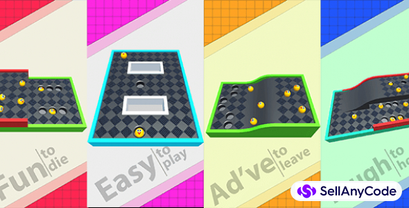 Wobble 3D- Top Trending Game