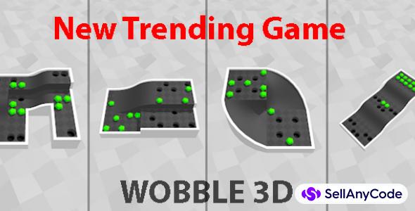 Wobble 3D