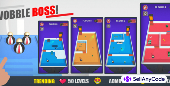 Wobble Boss | Trending game