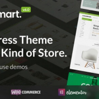 WoodMart 6.0.2 – Responsive WooCommerce WordPress Theme