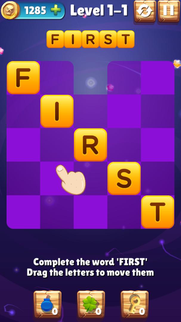 Word It Up – Original Puzzle Game