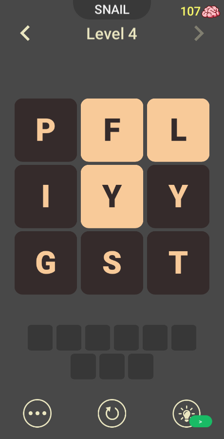 Word Link Game(Unity Game+Admob+Android+iOS)