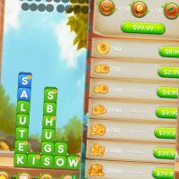 Word Tiles - Word Block Puzzle - Unity Source Code
