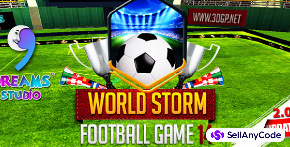 World Storm Football