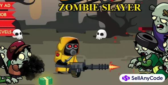 ZOMBIE SLAYER – COMPLETE GAME