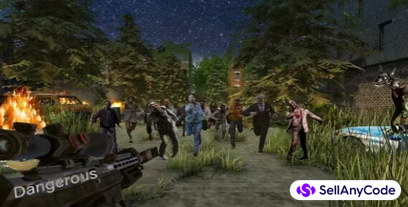 Zombie In To Dead : Zombie Survival Shooter 2021