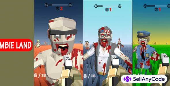 Zombie Land Game