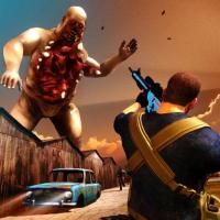 Zombie Shooter Survival killer : Death Target 3D