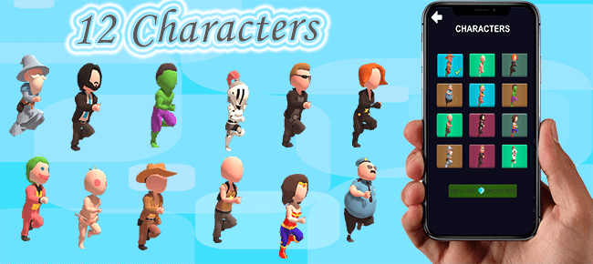 catch the Robber – Hypercasual Trending Game