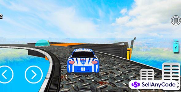 mega car ramp 3d