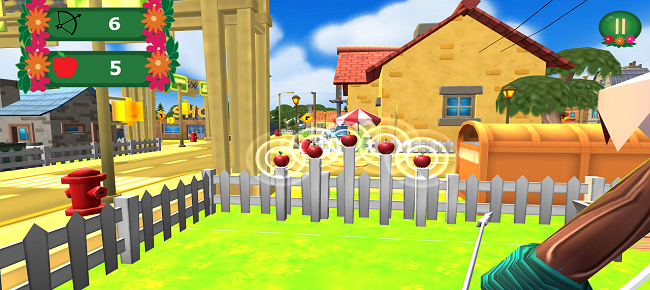 Archery Apple Shooter 3d