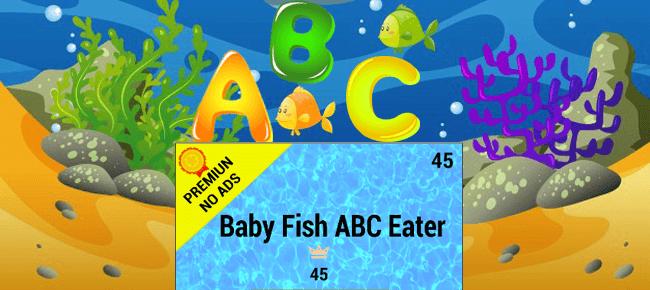Baby Fish: ABC Eater