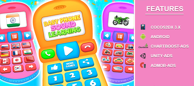 Baby Phone Sound Learning