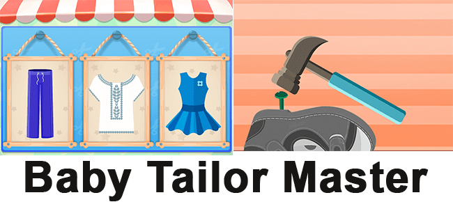 Baby Tailor&Shoes maker