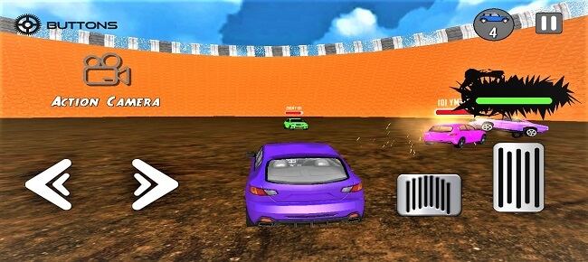 Battle Cars Arena