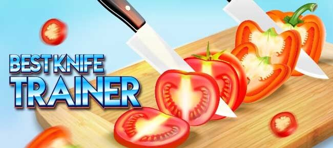 Best Knife Trainer App Reskinned Game Template. Ready For Launch - Sell My App