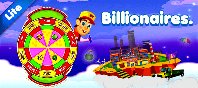 Billionaires Lite (Pirate Kings Style) - Sell My App