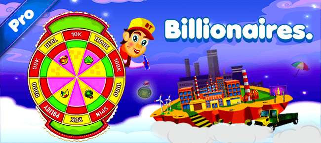 Billionaires Pro (Pirate Kings Style) - Sell My App
