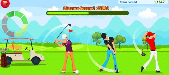 Bounce Golf