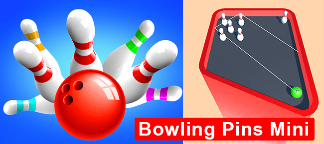 Bowling Strike Mini