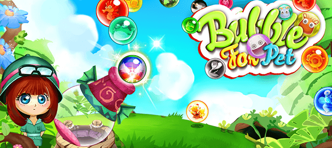 Bubble Pet Shooter