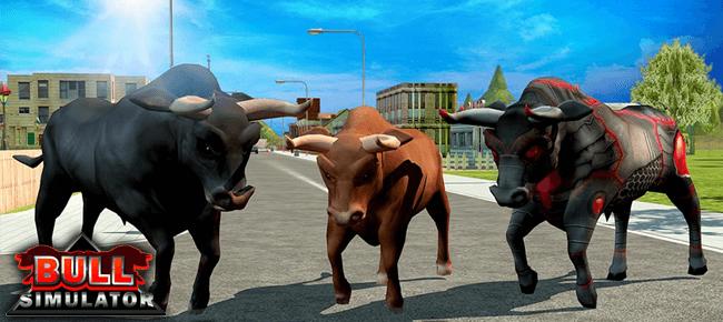 Bull simulator 2020