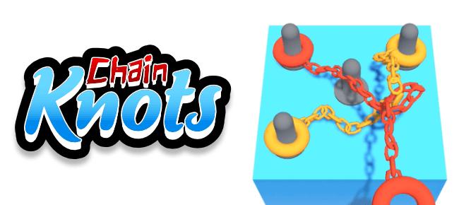 Chain Knots 3D