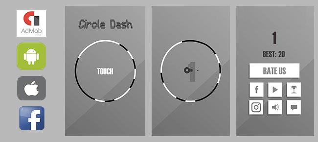 Circle Dash