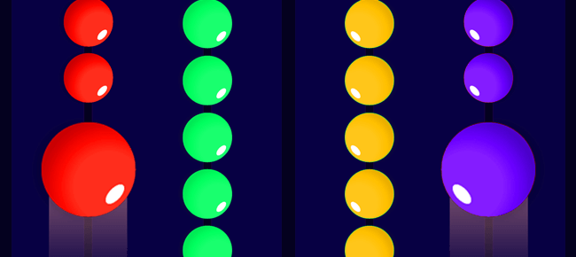 Color Ball Line Game, Reskinned Game Template. Ready For Launch - Sell My App